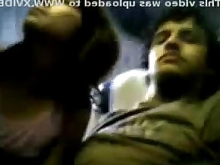 Blowjob Bus Indian Lover