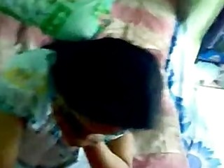 Blowjob Indian Oral Sucking Wife