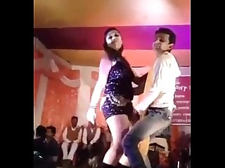 Dancing Exotic Hot Indian Juicy Public Teen