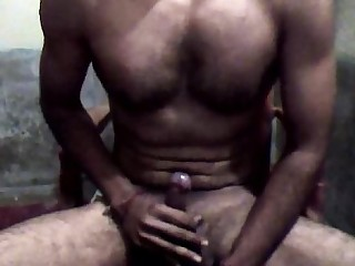 Cumshot Exotic Hot Indian Solo