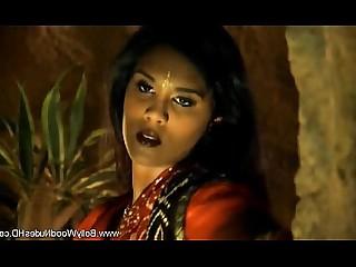 Awesome Brunette Dancing Erotic Friends Girlfriend HD Indian