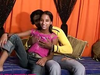 Couple Cute Exotic Gang Bang Indian