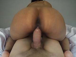 Amateur Blowjob Big Cock College Couple Creampie Doggy Style Fuck