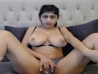 Big Tits Boobs Brunette Homemade Indian Juicy Lesbian Masturbation