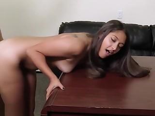 Babe Blowjob Casting Cute Handjob HD Indian Pornstar
