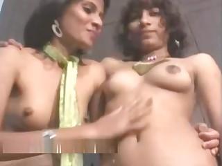 Cute Indian Lesbian Teen