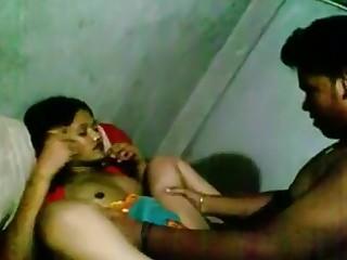 Amateur Gang Bang Indian Mature MILF Public Threesome